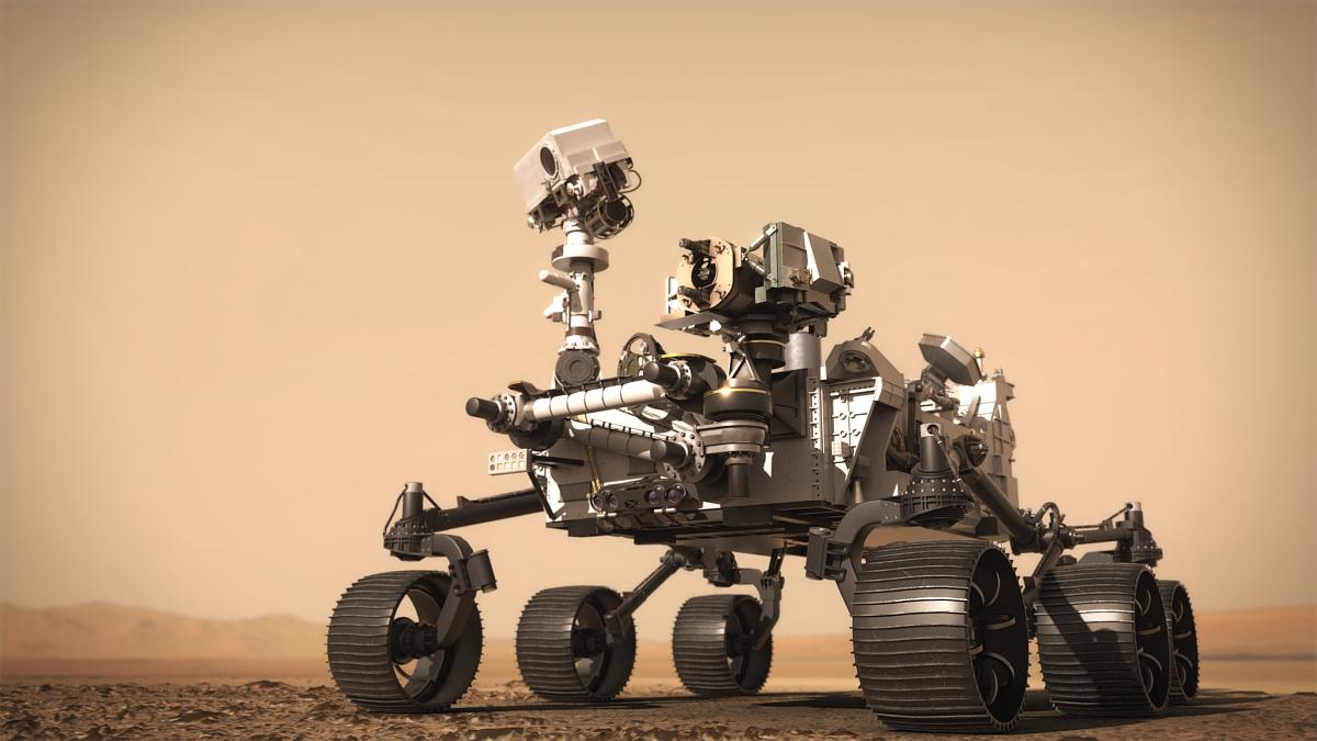 Perseverance va bientôt pouvoir commencer sa mission sur Mars - Numerama