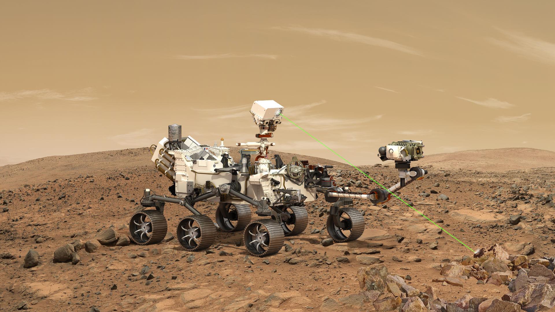L'électricité statique risquerait-elle d'endommager les rovers sur Mars ? - Numerama