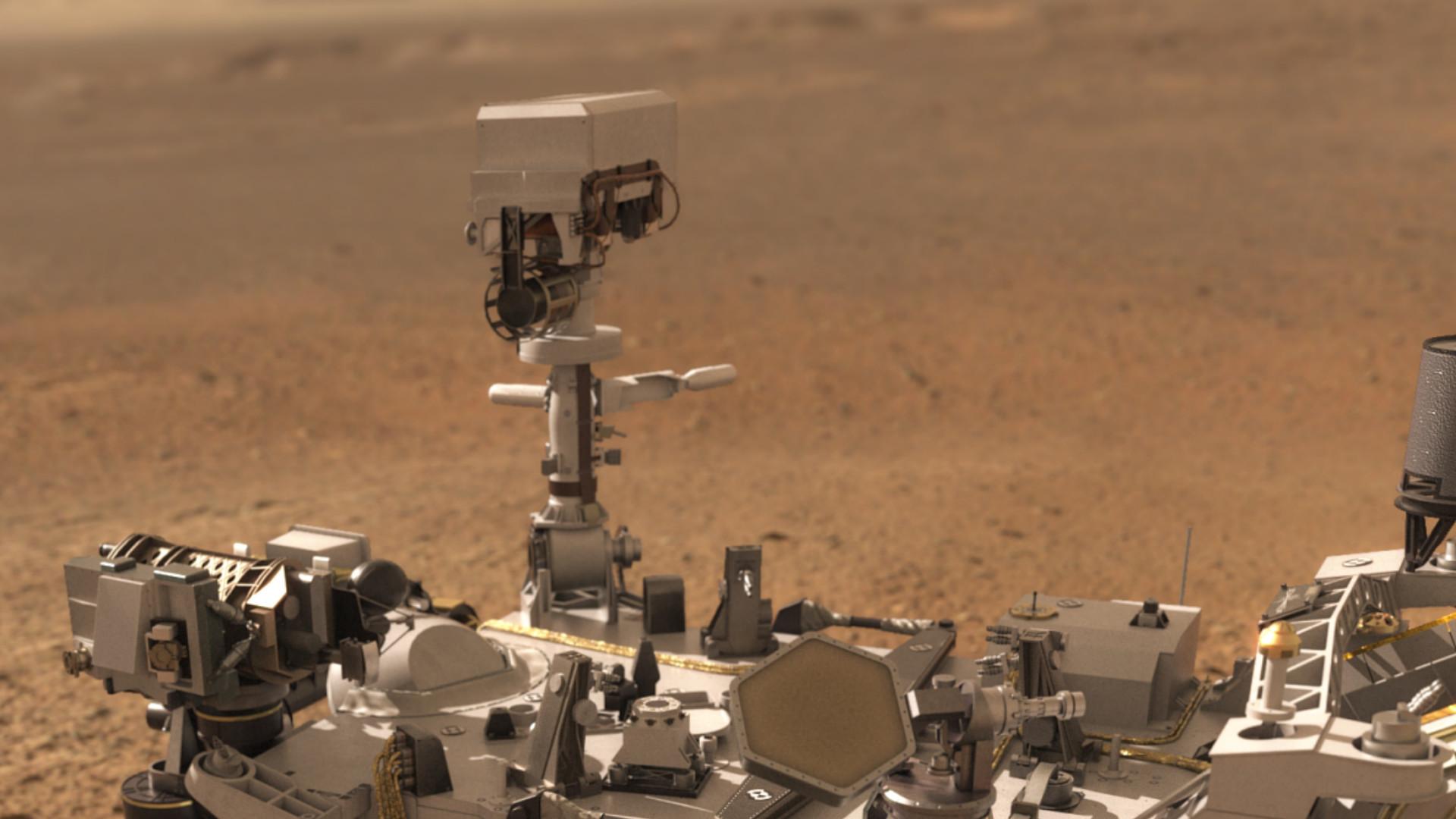Un processeur vieux de 20 ans suffit à Perseverance pour explorer Mars - Numerama