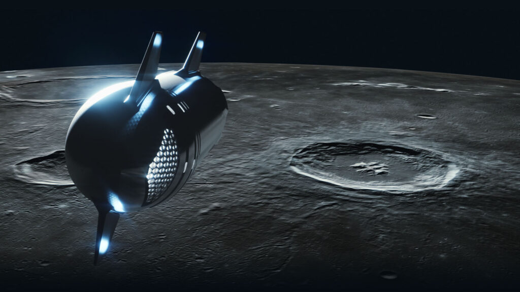 Starship Lune