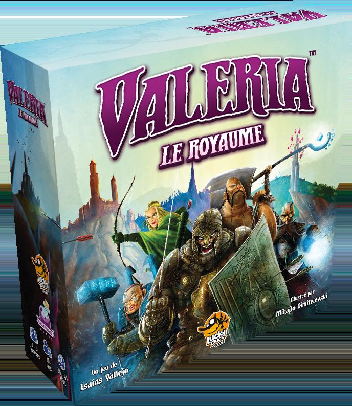 Valeria: le Royaume