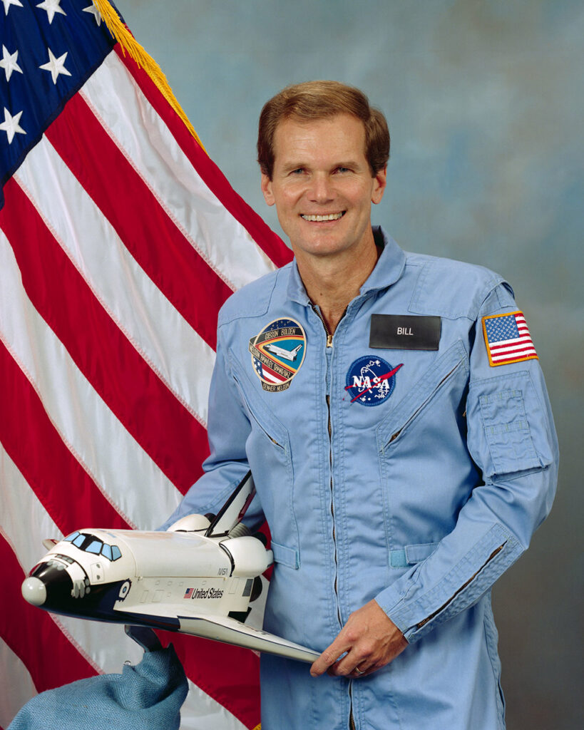 Bill Nelson astronaute