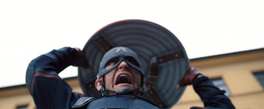 Captain America Falcon Faucon soldat hiver