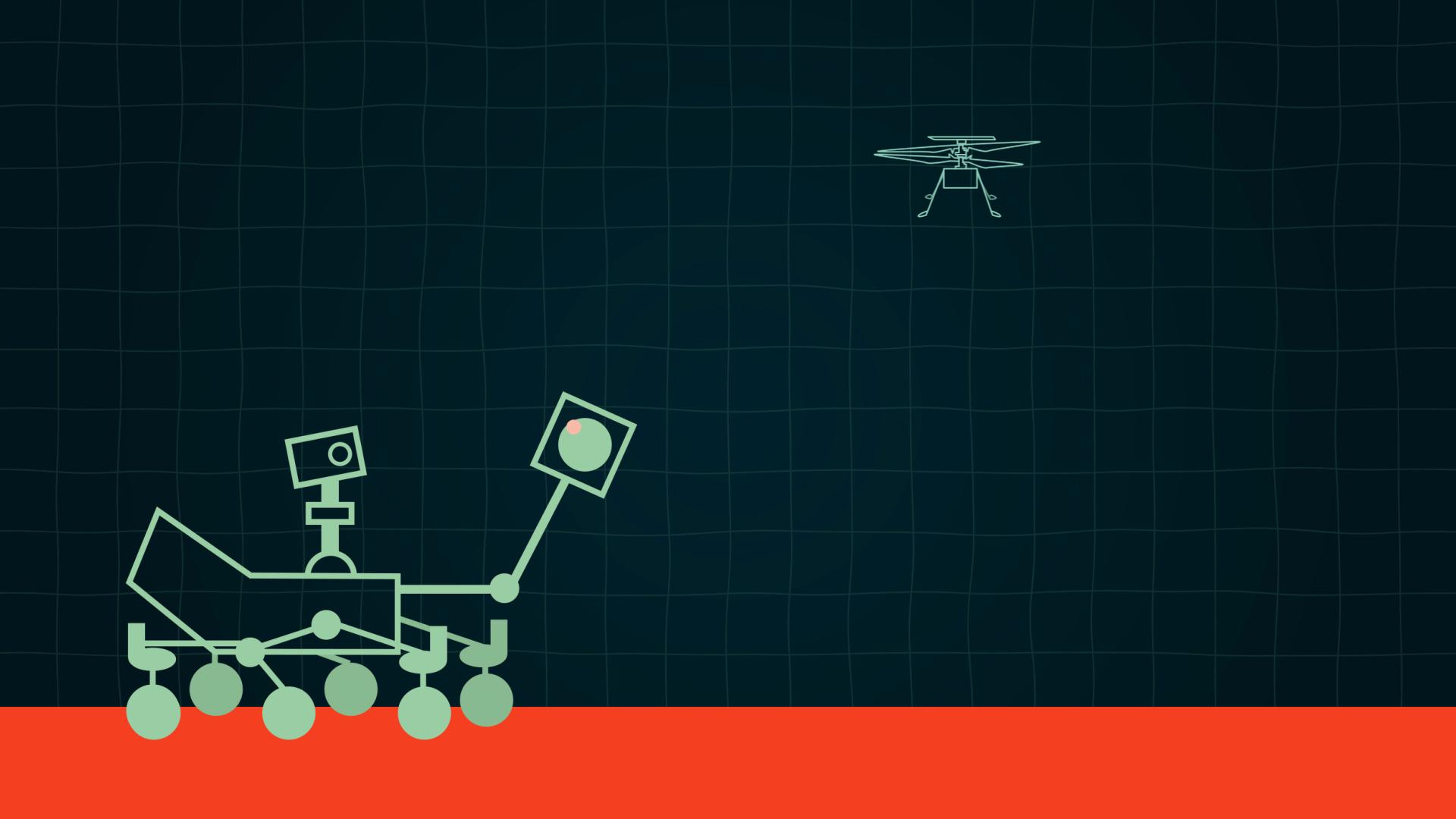 L'hélicoptère Ingenuity va reprendre les vols sur Mars