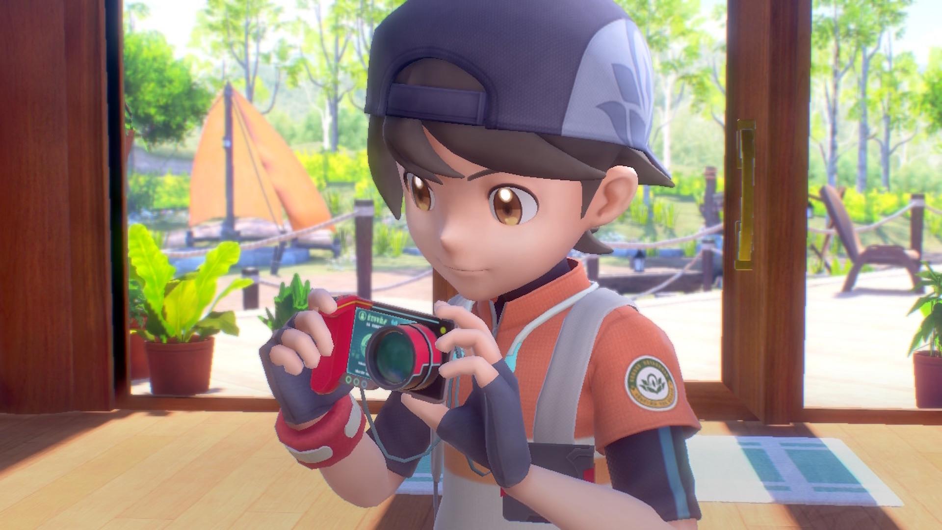 New Pokémon Snap est un safari photo qui fait du bien en 2021