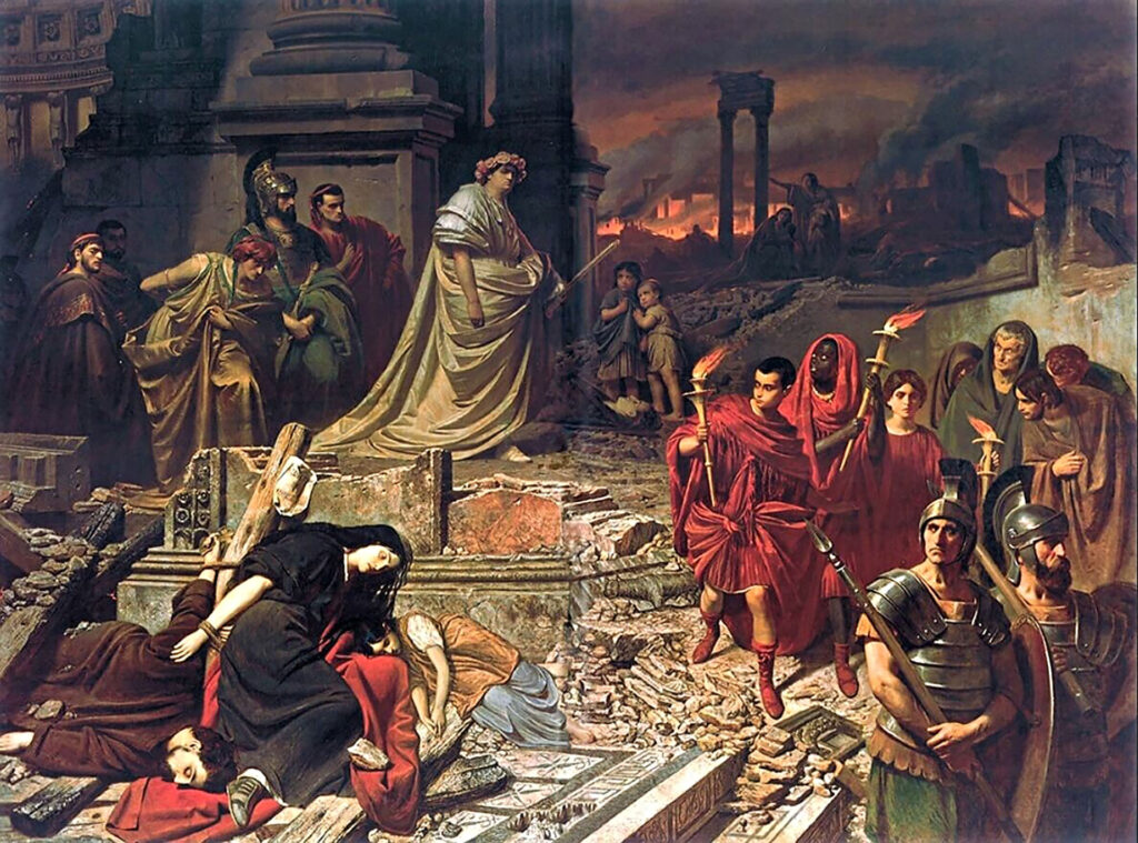 Néron Rome