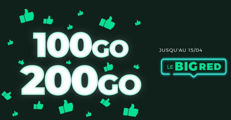 Un forfait mobile 200 Go à seulement 15 € par mois fait son apparition