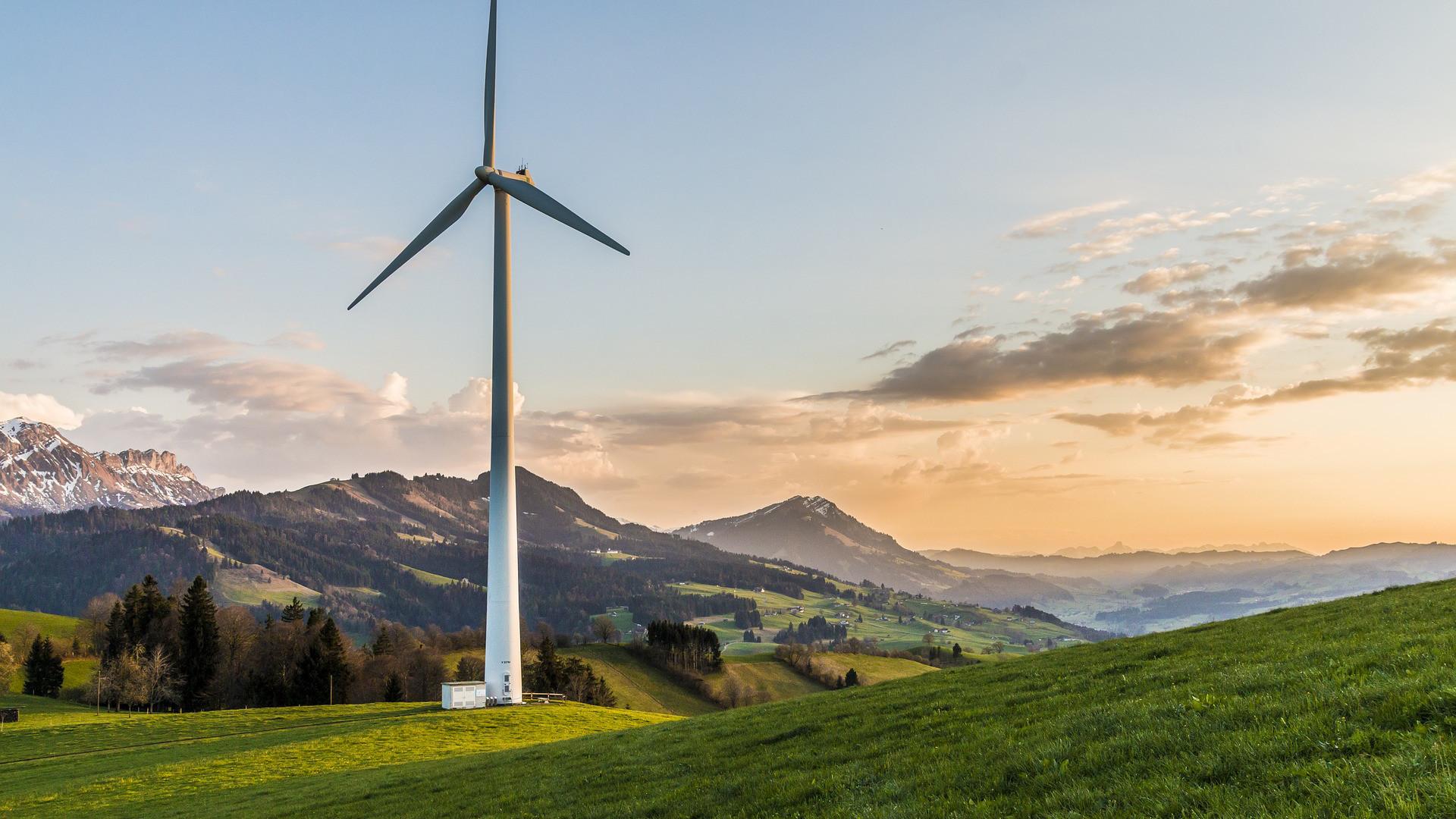 11 000 turbines mais pas de vent : l'éolien britannique souffre d'une météo imprévue