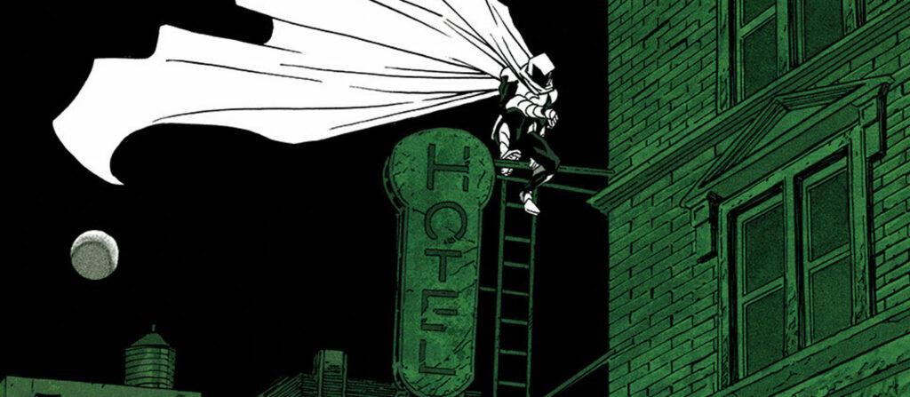 Moon Knight comic