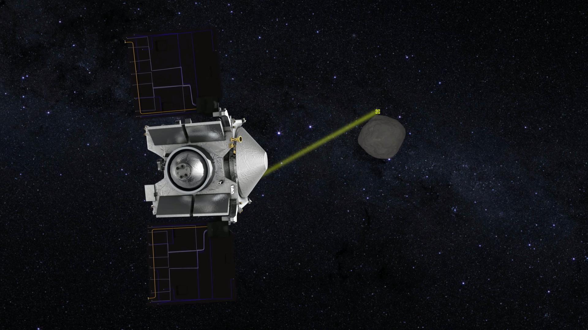 OSIRIS-REx repart vers la Terre avec son précieux échantillon de l'astéroïde Bennu