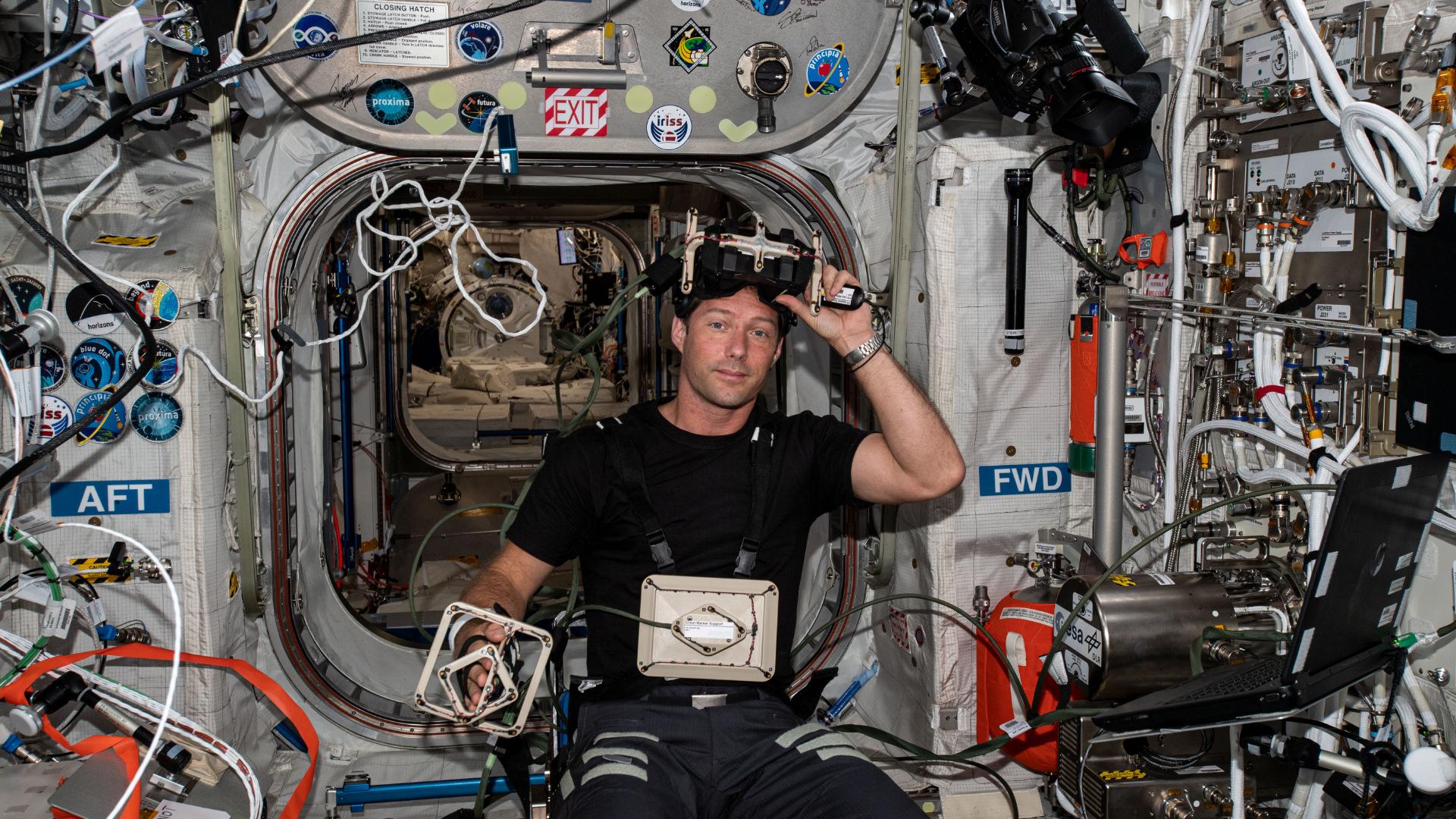 Quel est le fuseau horaire à bord de la Station spatiale internationale ?