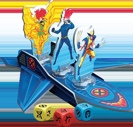 X-Men : Le Soulèvement des Mutants
