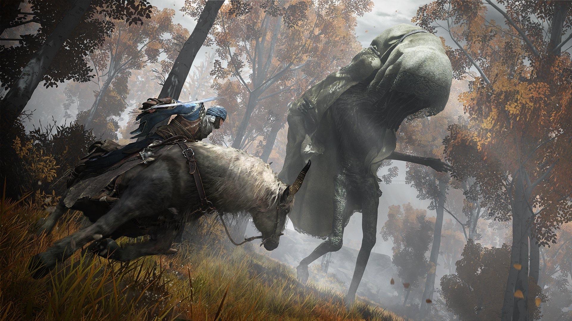 Le jeu Elden Ring (George R.R. Martin) ne sera « pas aussi difficile » que la trilogie Dark Souls