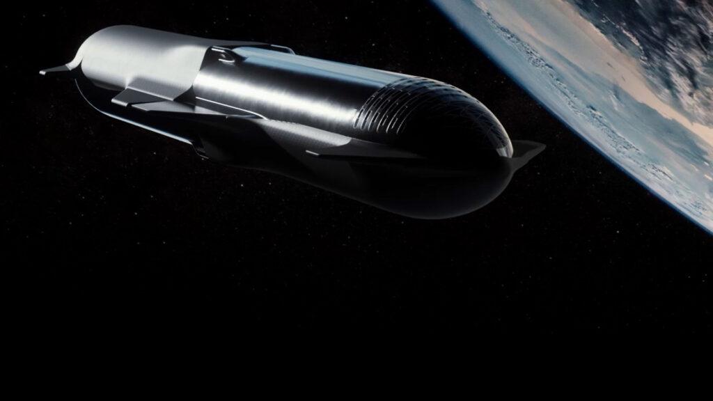 Ravitailleur Starship