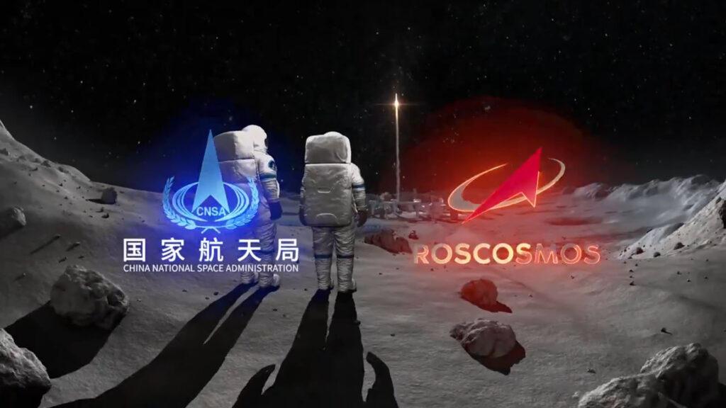 Roscosmos CNSA