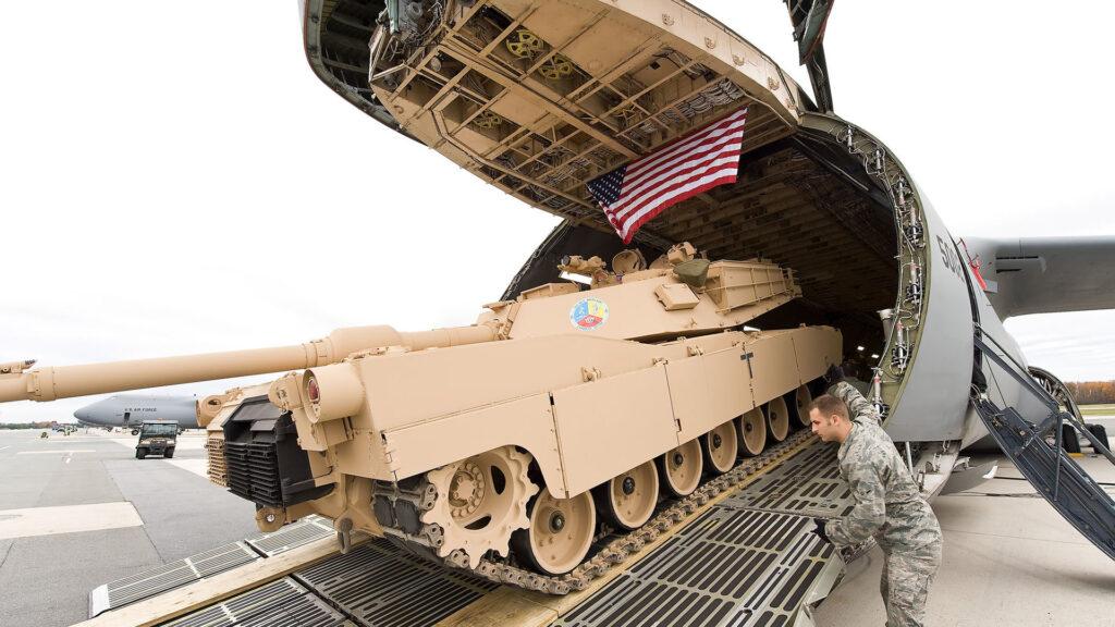 tank char armée