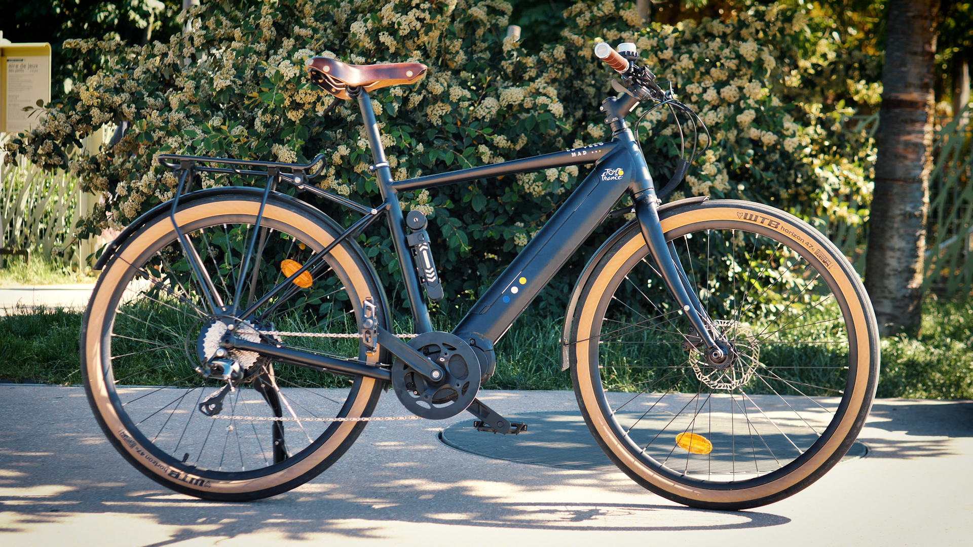 Test du Vélo Mad Sport+ : un vélo électrique presque parfait