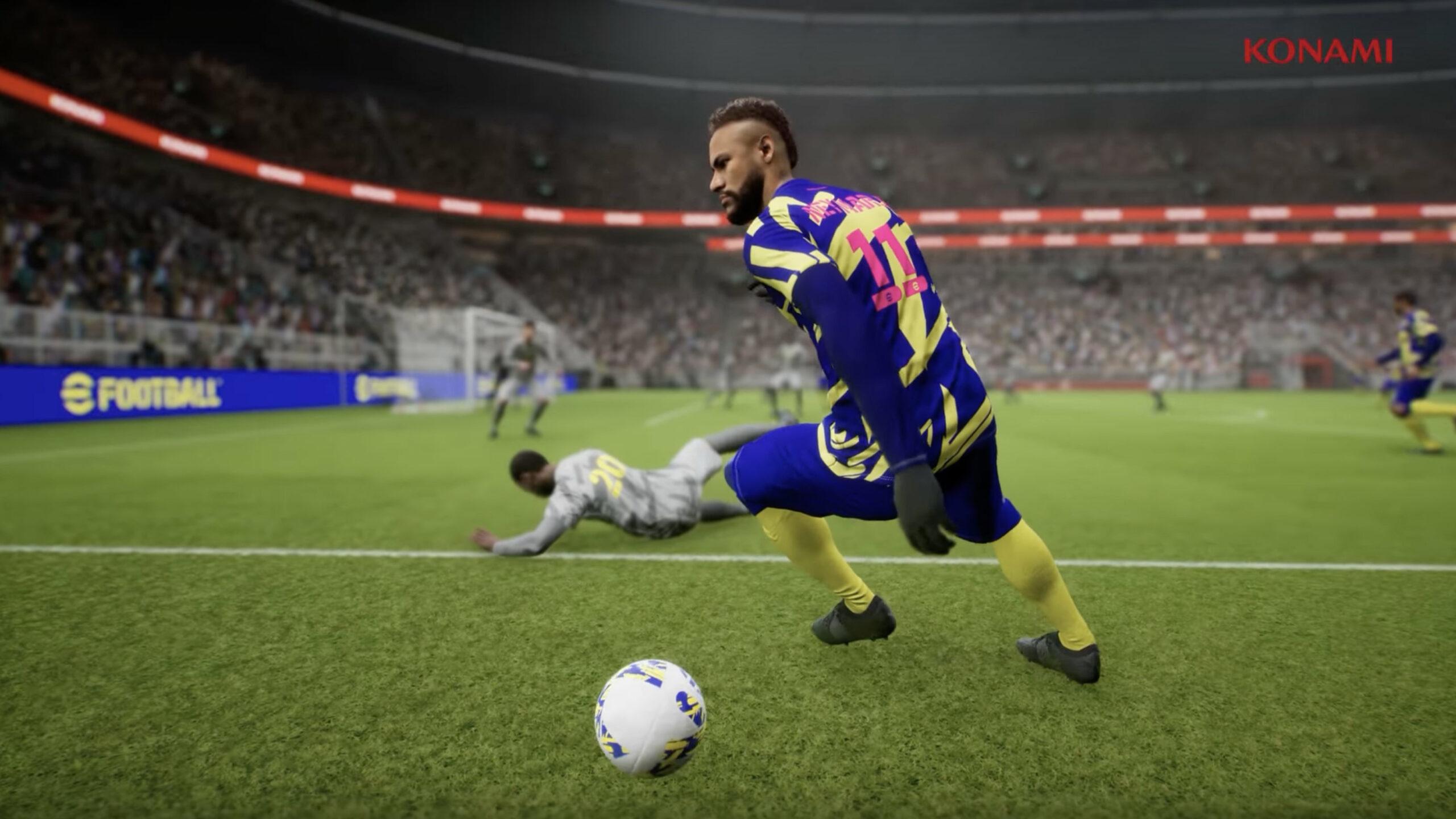 PES devient eFootball : 3 questions pour comprendre la mutation du célèbre jeu de foot