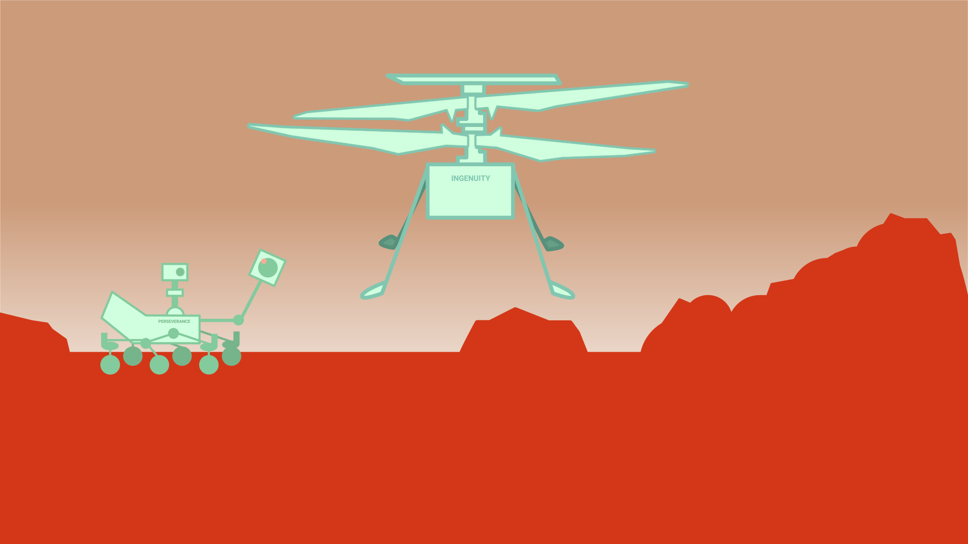 Il va devenir plus difficile de voler sur Mars pour Ingenuity