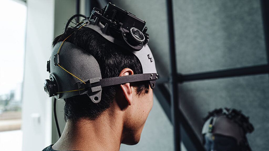 Facebook interface cérébrale cerveau
