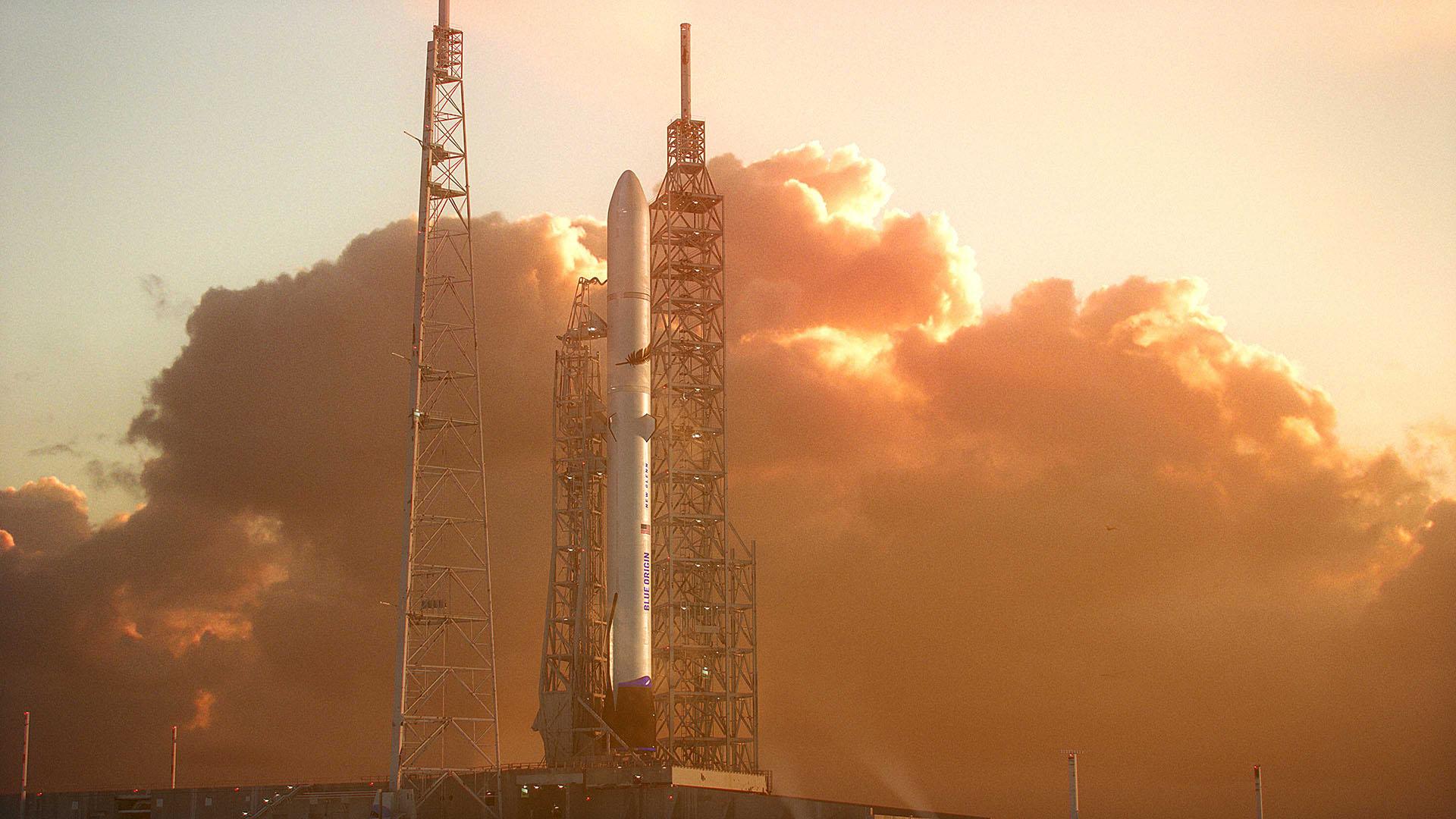 Au fait, pourquoi les fusées New Shepard et New Glenn s'appellent ainsi ?