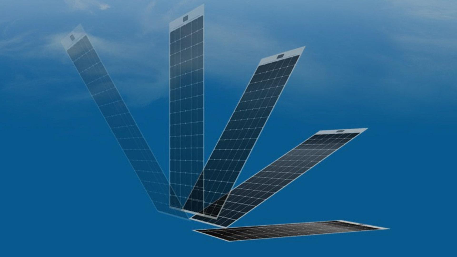 La France va produire des panneaux solaires « autocollants » plus fins et légers