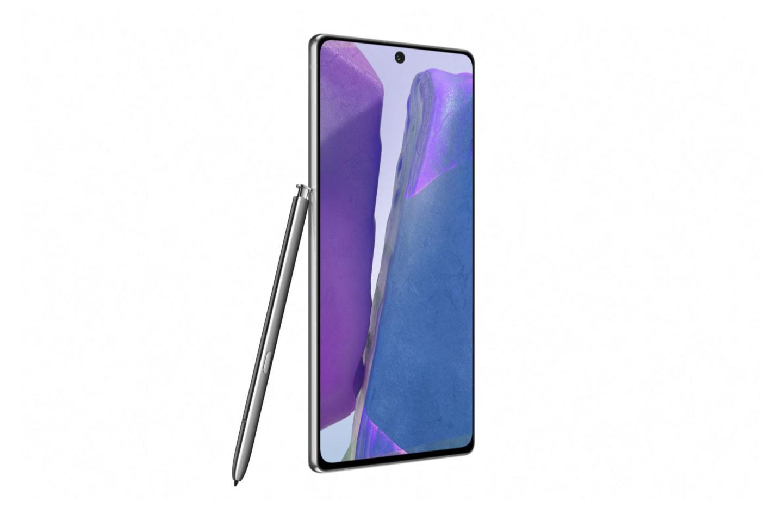 Un an après sa sortie, le Samsung Galaxy Note 20 5G est presque à moitié prix