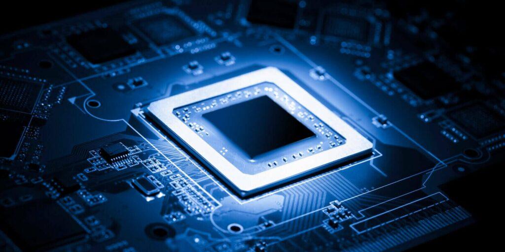 ARM processeur puce