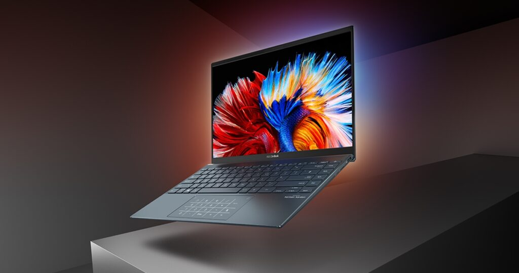 Asus ZenBook OLED 13 pouces