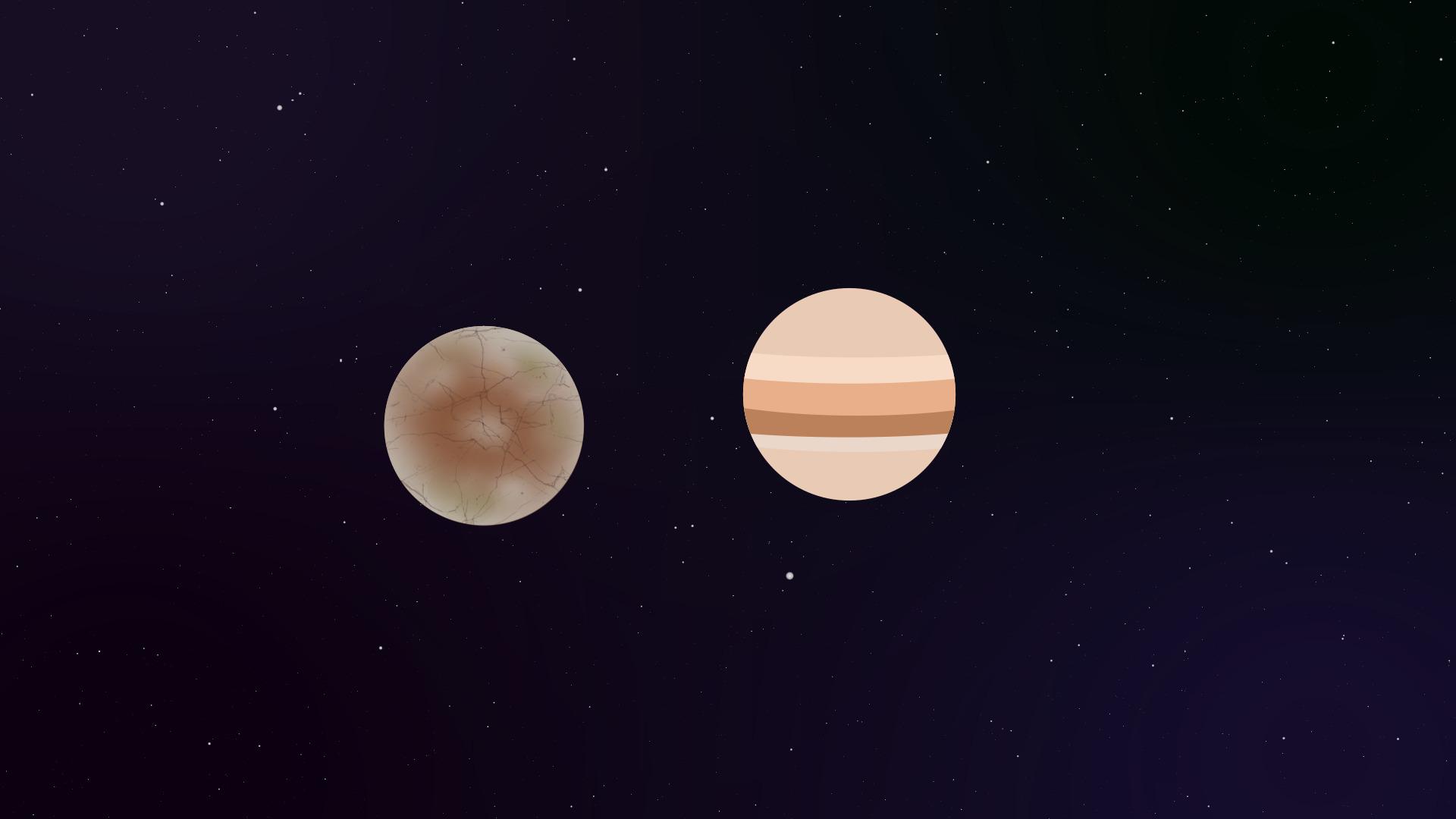 Qu'est-ce que le « jardinage d'impact » qui a lieu sur Europe, la lune de Jupiter ?