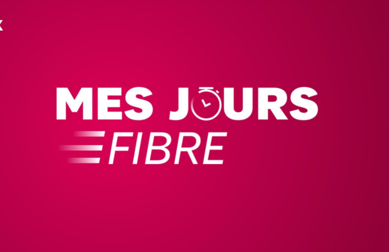 Seulement 10 € par mois, c'est aujourd'hui le prix de l'abonnement Fibre chez SFR