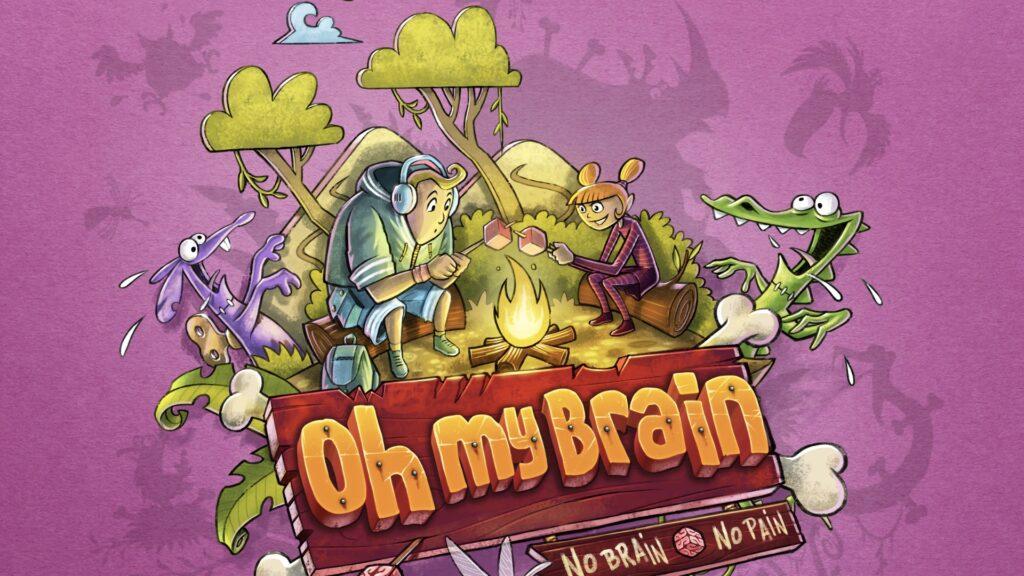 Oh my brain