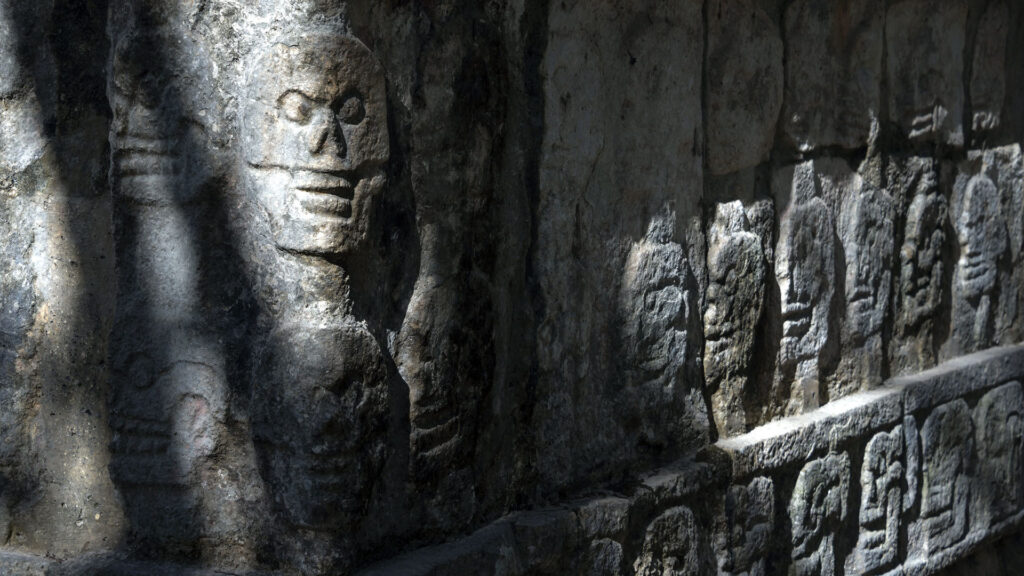 Yucatán Chichén Itzá