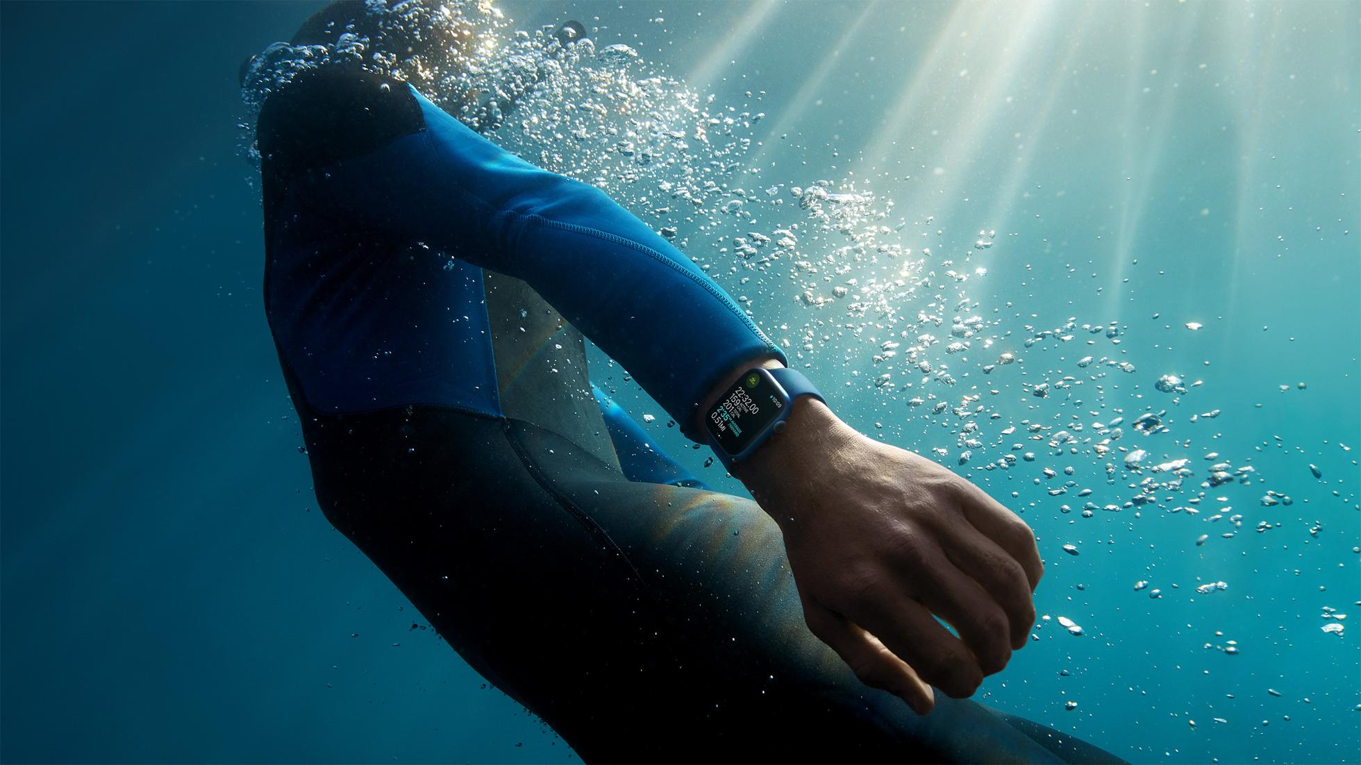 Apple Watch Series 7 versus Watch Series 6 : quelles sont les différences entre les montres ?