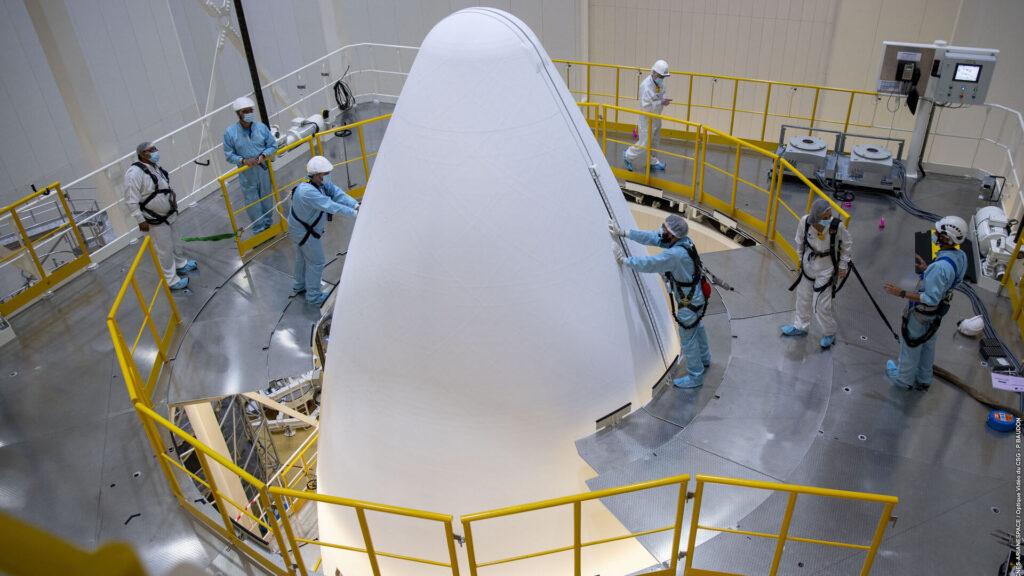 Ariane 6 sommet