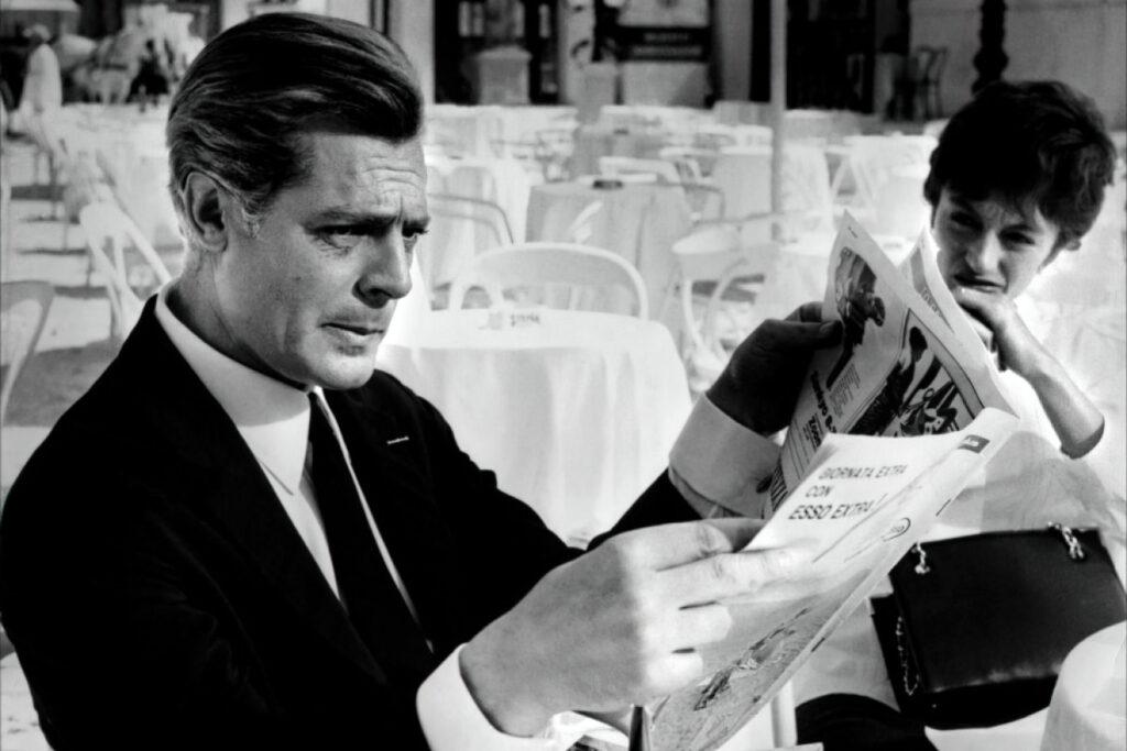 Fellini Huit et demi