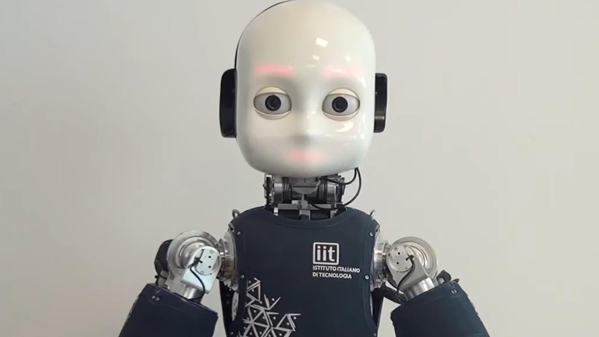 Regarder un robot dans les yeux est perturbant pour votre cerveau