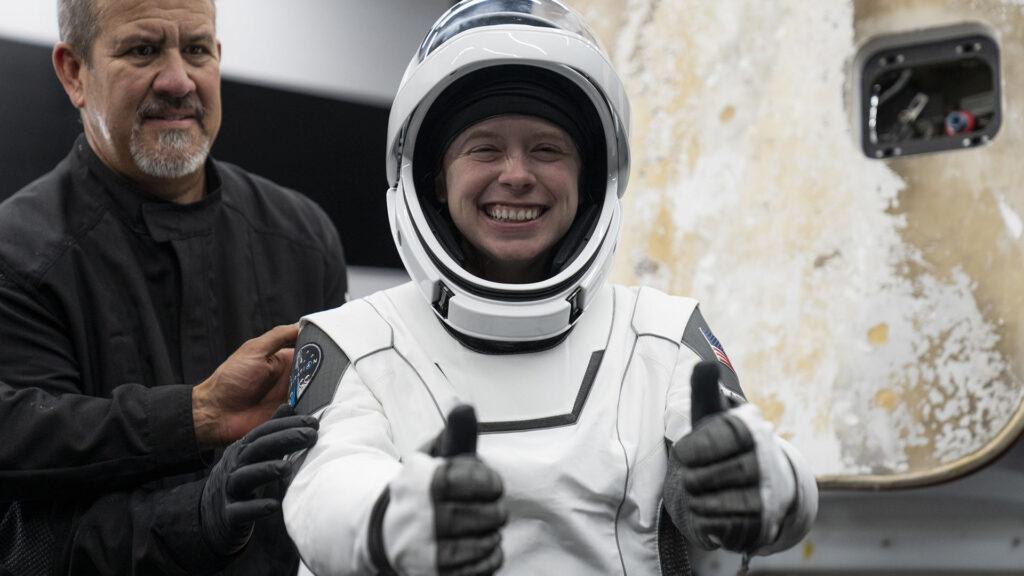 SpaceX Elham 4 Hayley