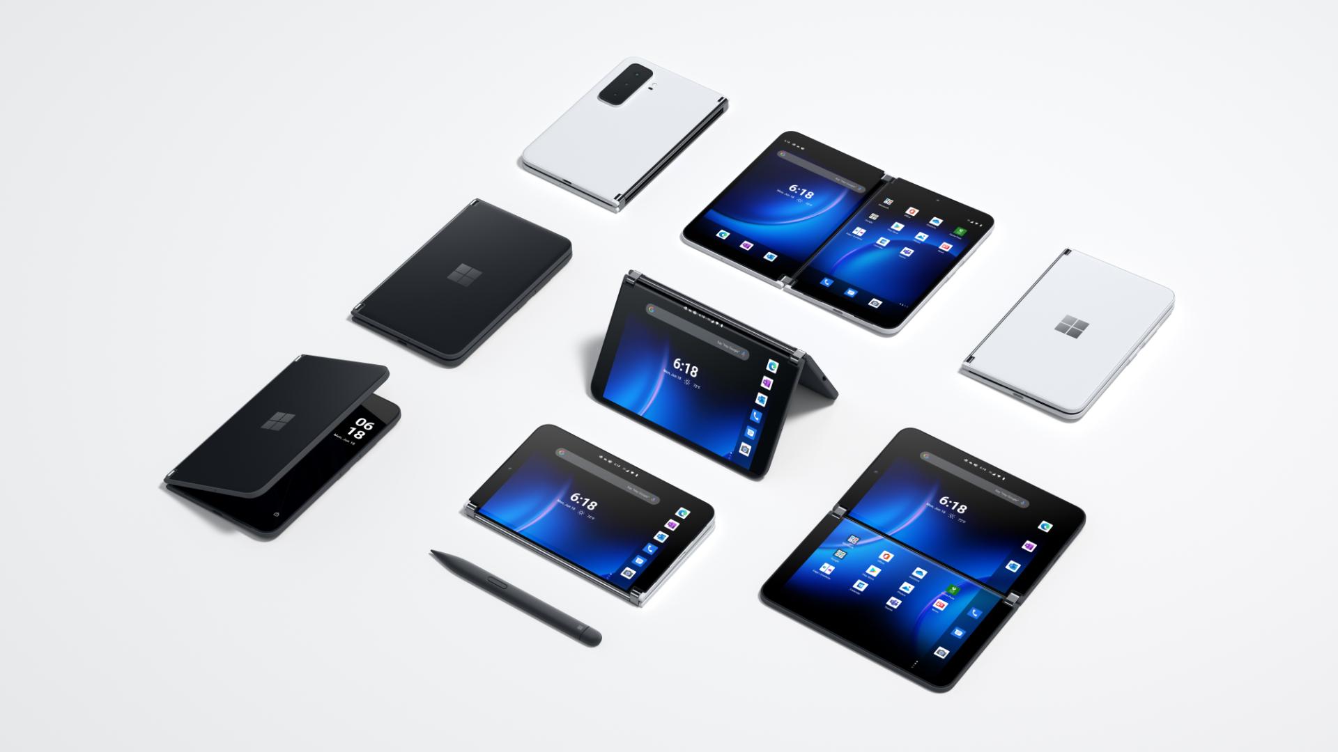 pourquoi le téléphone double écran de Microsoft ne nous convainc pas
