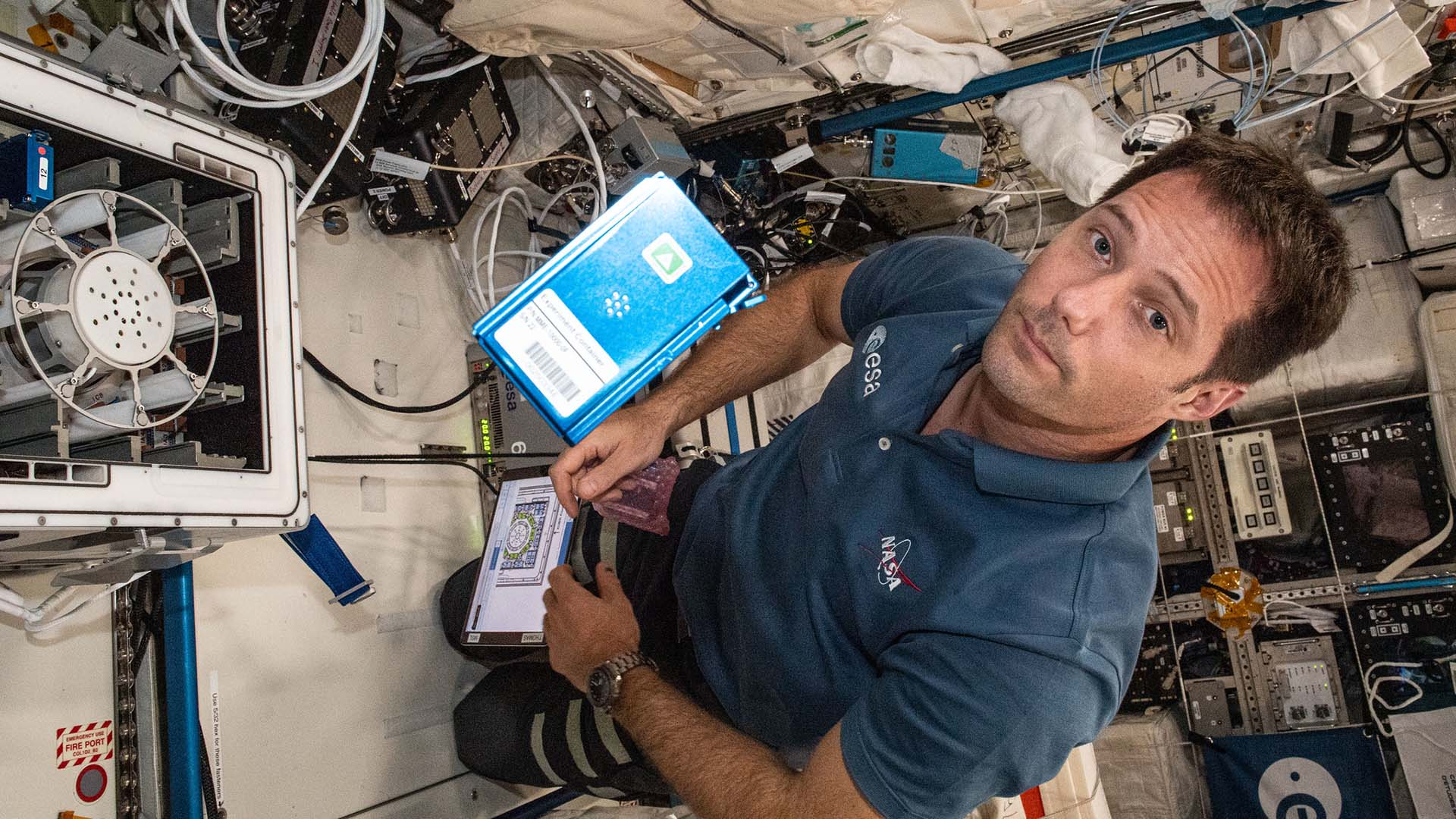 Quel sera le rôle de Thomas Pesquet en tant que « commandant de l'ISS » ?