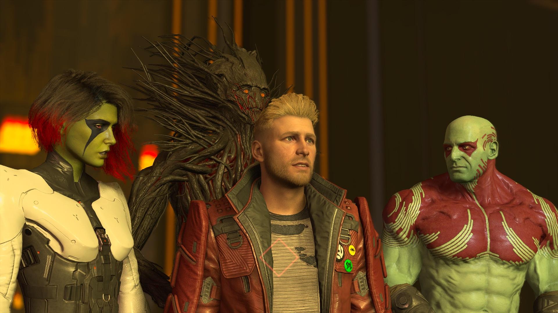 Test de Marvel's Guardians of the Galaxy : un jeu maladroit mais attachant