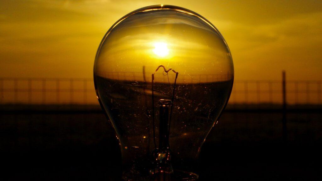 ampoule énergie électricité courant électrique filament