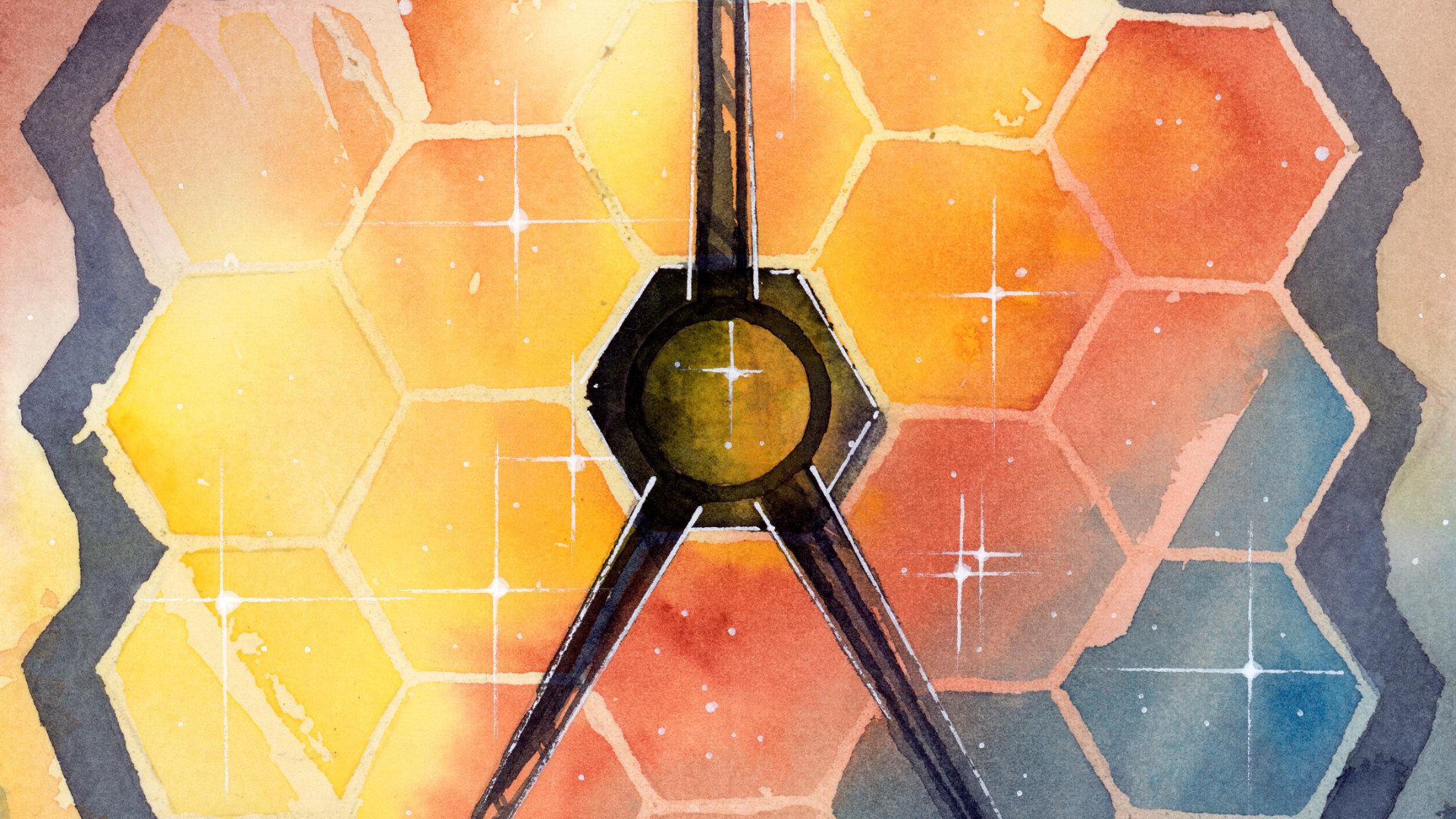 Pourquoi le télescope James-Webb doit-il être envoyé dans l'espace ?