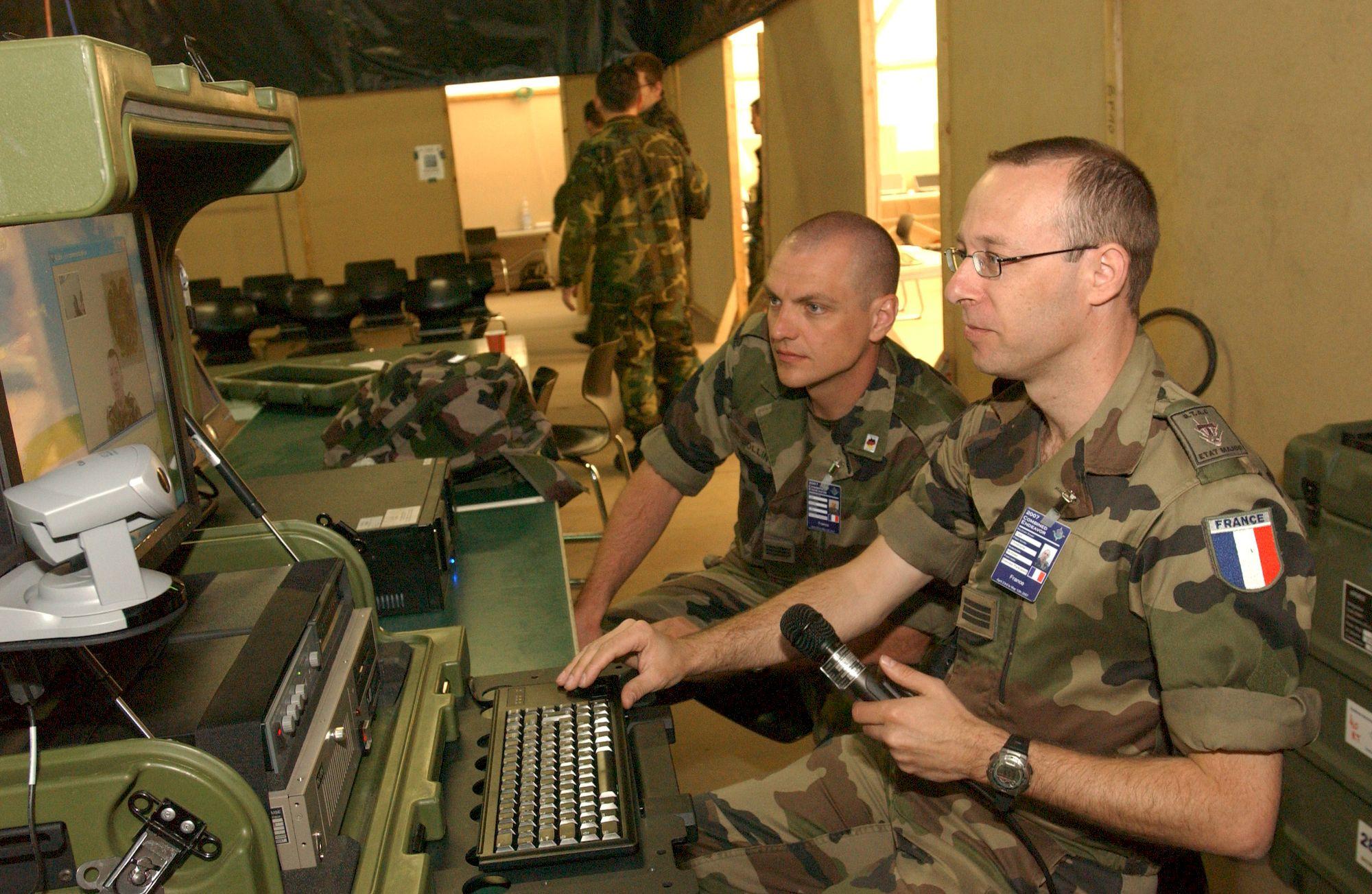 FIC: Comment l'armée prépare ses futurs officiers à la cyberguerre dès leur formation