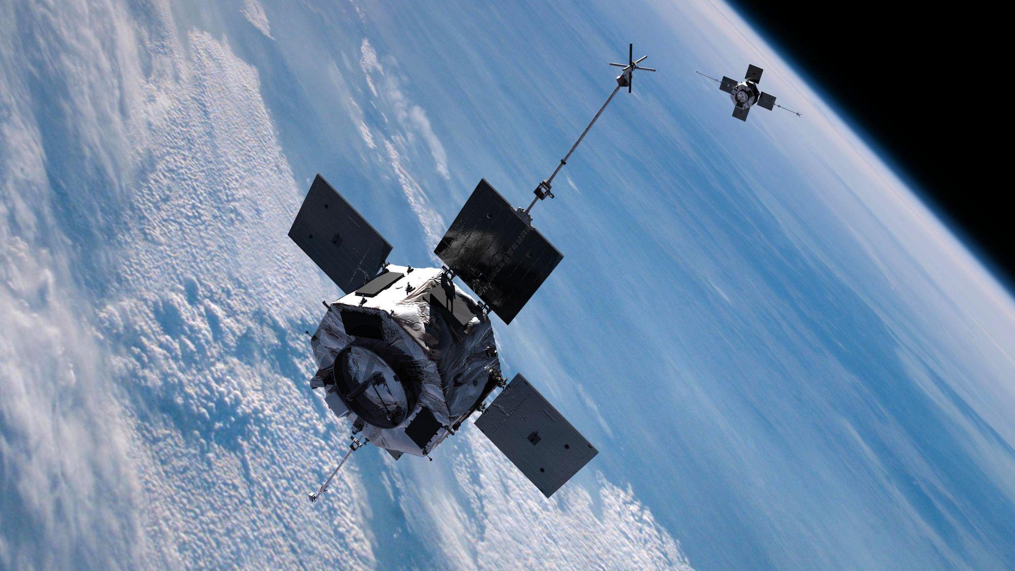 Peut-on hacker… les satellites?