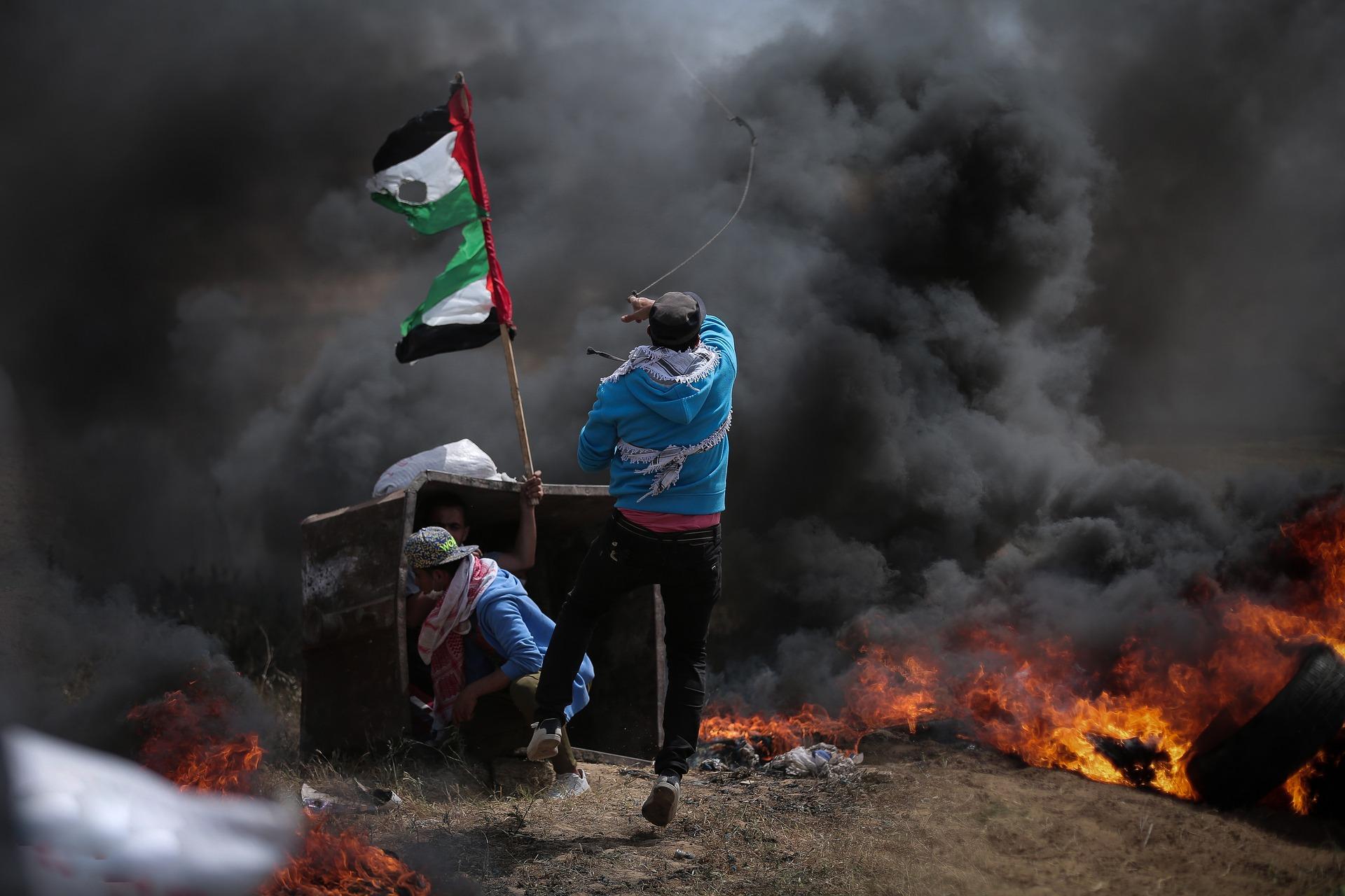 En réponse à une cyberattaque du Hamas, Israël aurait riposté par un bombardement ciblé