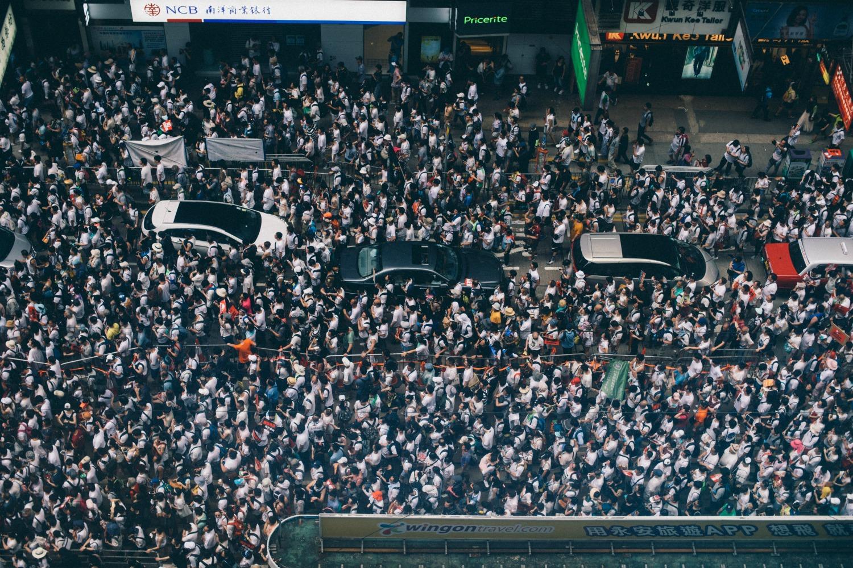 Comment les cyberattaques et la désinformation ont tenté de juguler les manifestations de Hong Kong