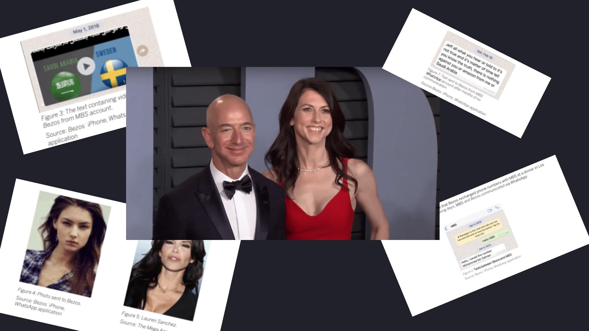 Chronologie pour comprendre l'affaire Jeff Bezos: entre meurtre, logiciel espion et SMS volés
