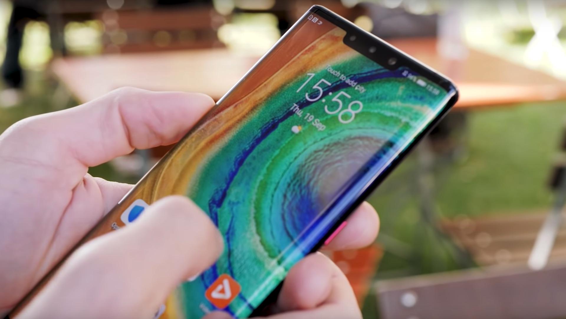 Google prévient: vous prenez un risque en installant ses apps sur un smartphone Huawei
