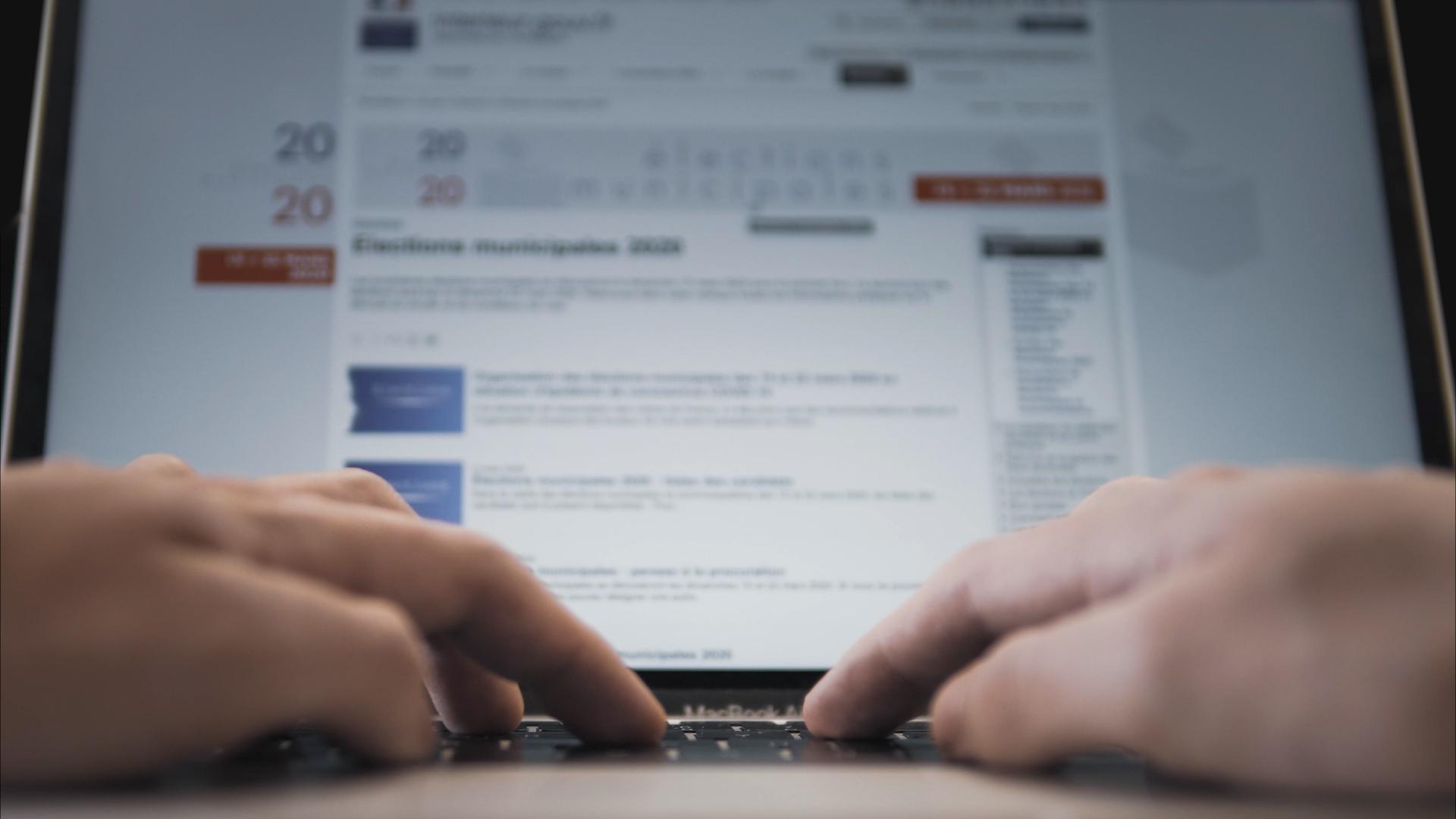 Élections municipales 2020: que se passerait-il en cas de cyberattaque massive?